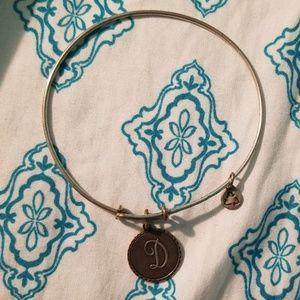 Alex and Ani charm bracelet